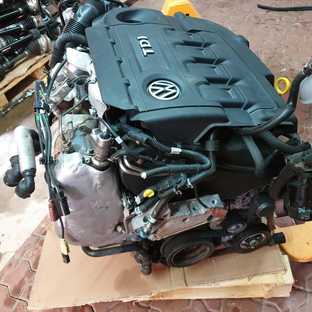 Motor 2.0 tdi Cod: DFG