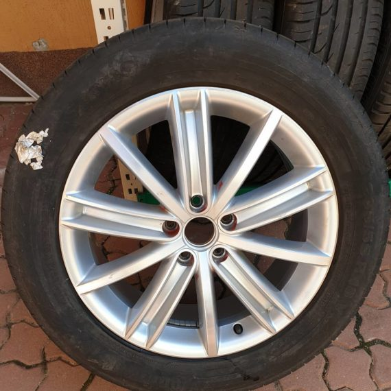 1 janta 235/55/R18 VW 5X112