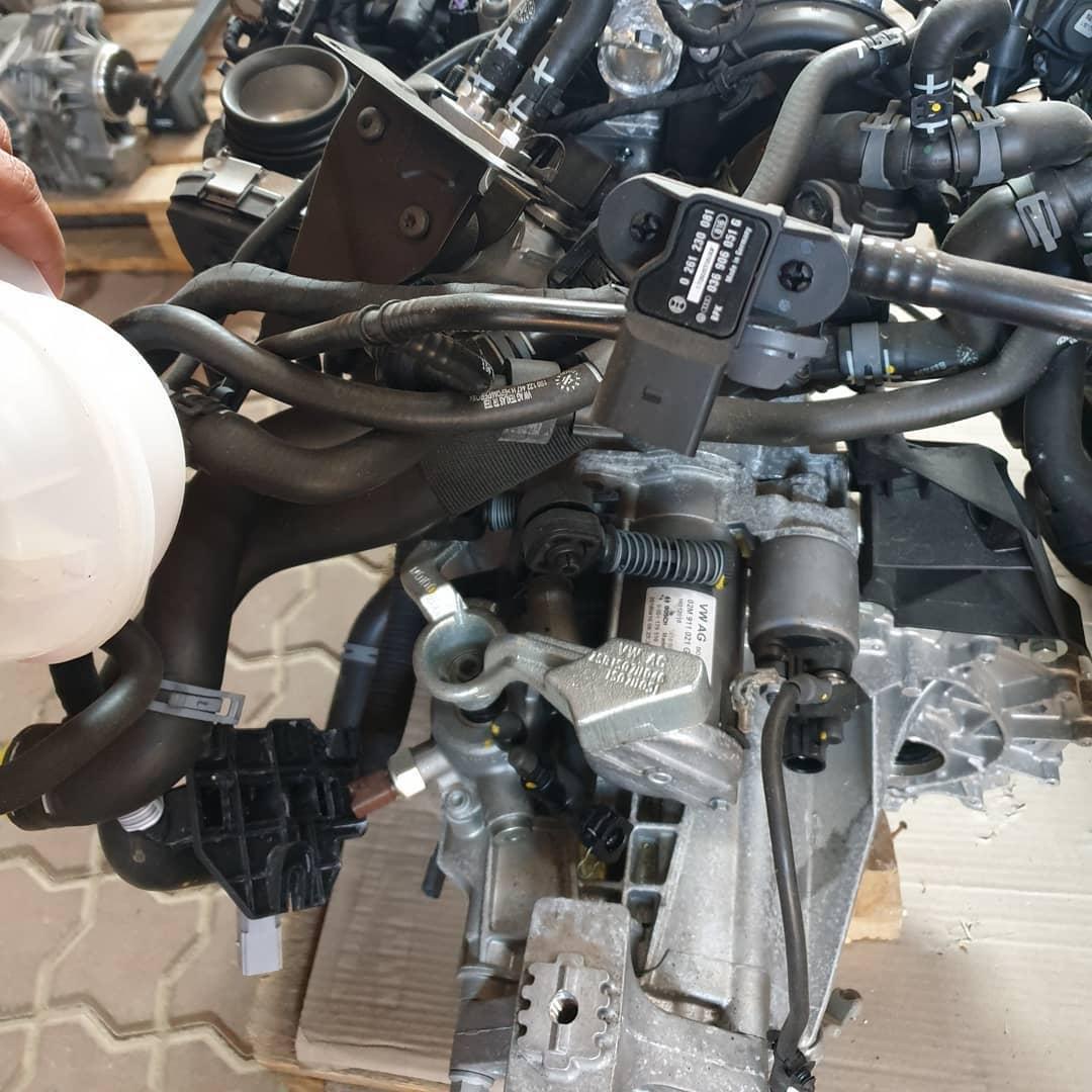 Motor 1.0 tsi Cod: CPG
