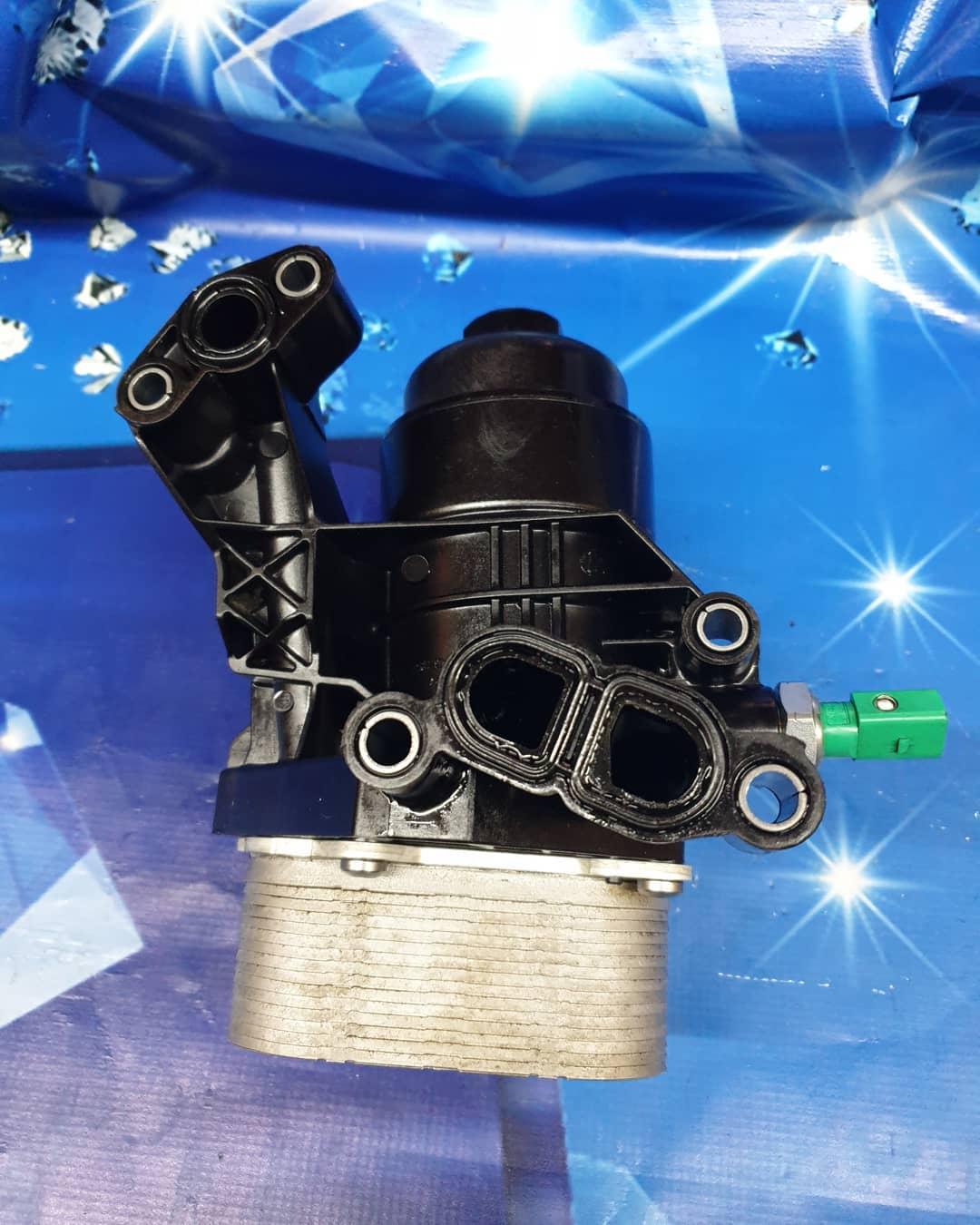 Termoflot + suport filtru ulei VW Polo Vl