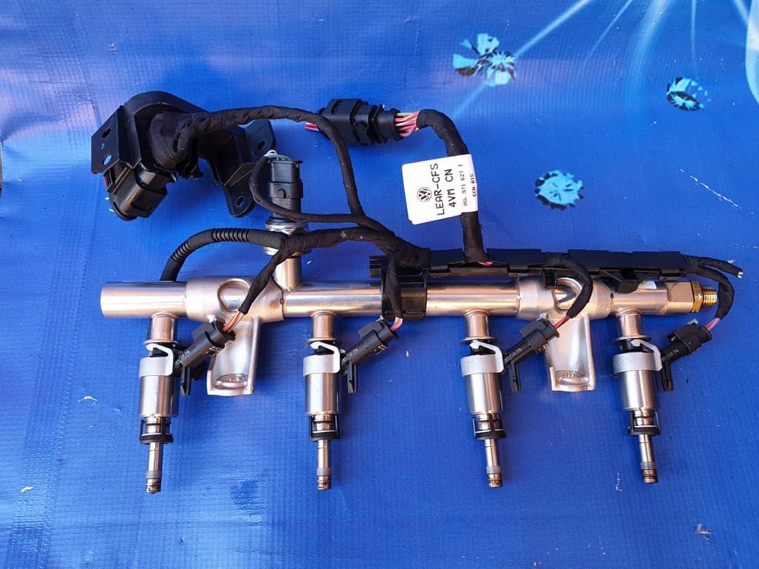 Rampa injectoare + injectoare si instalatie Audi Q5 FY
