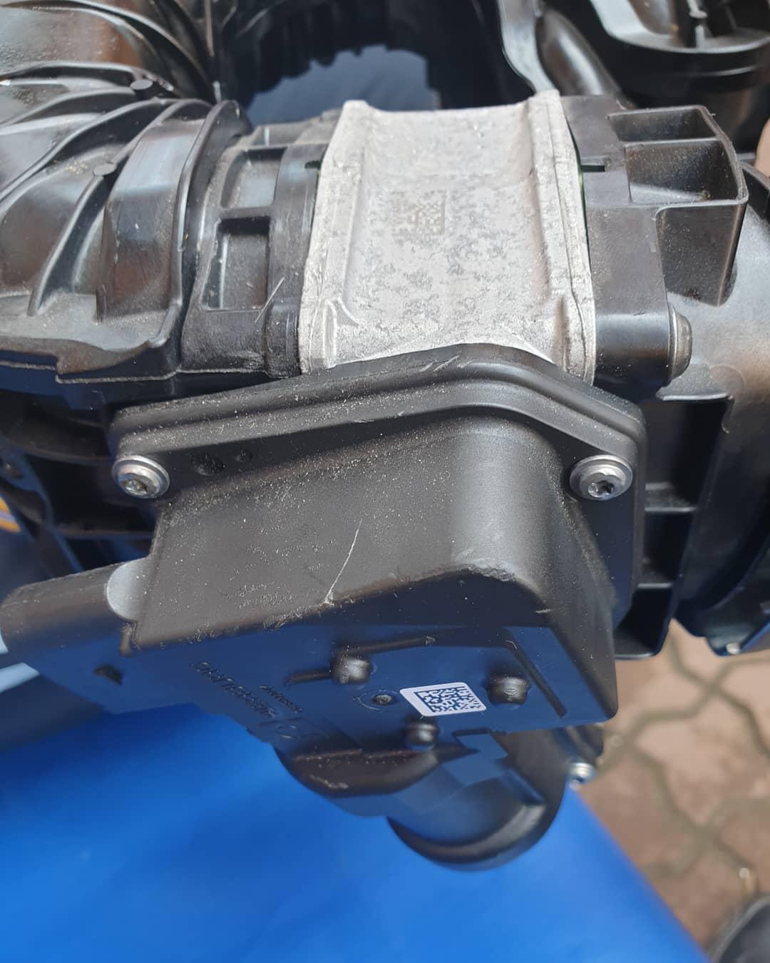 Clapeta acceleratie Audi Q7 4M