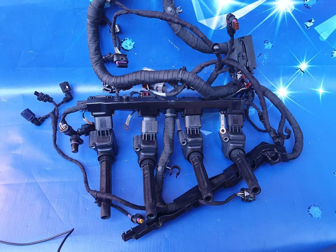 Instalatie + fise bobina inductie VW Arteon