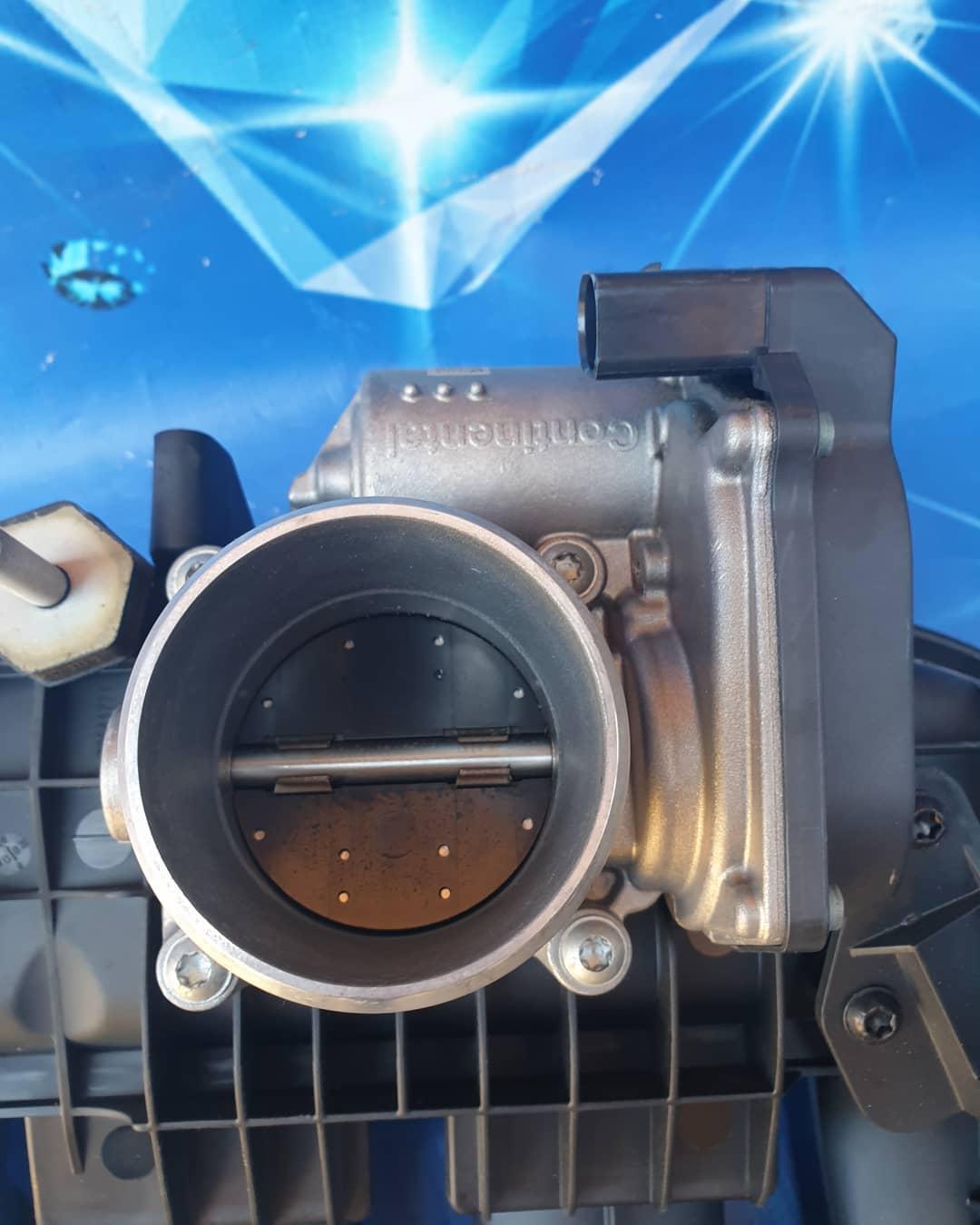 Clapeta acceleratie Audi Q3