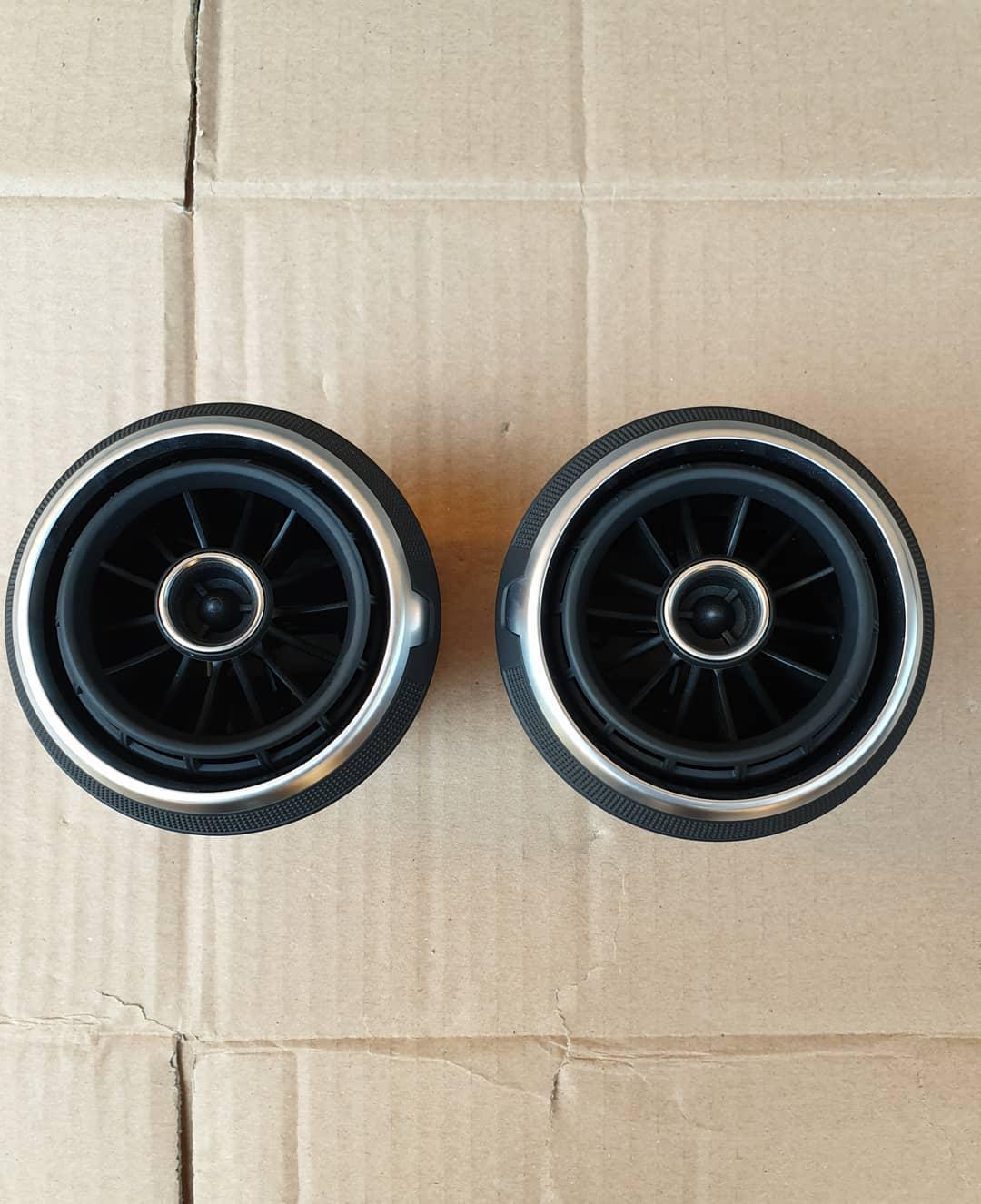 Guri ventilatie Audi Q2