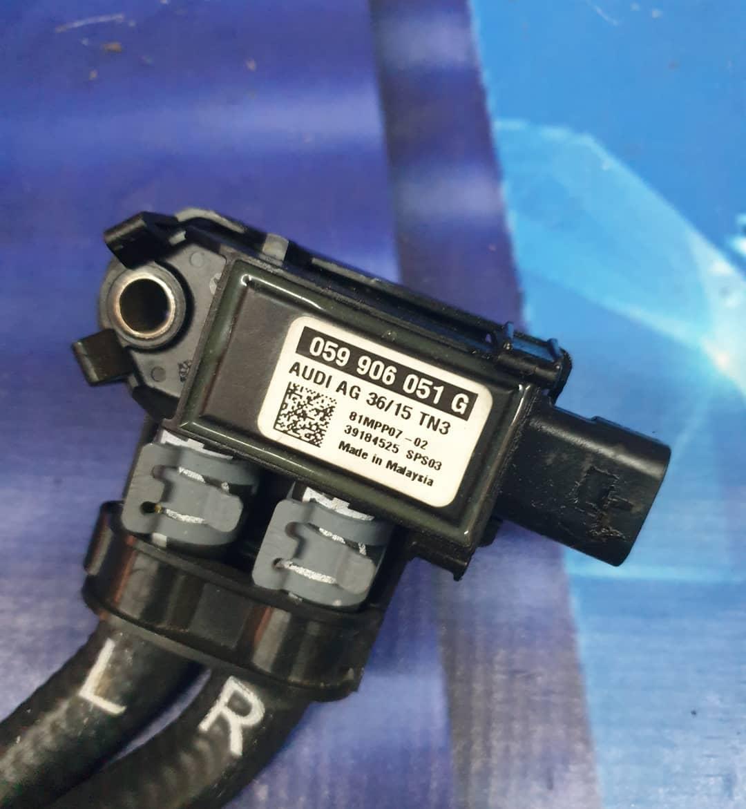 Senzor presiune gase evacuare Audi Q7 4M