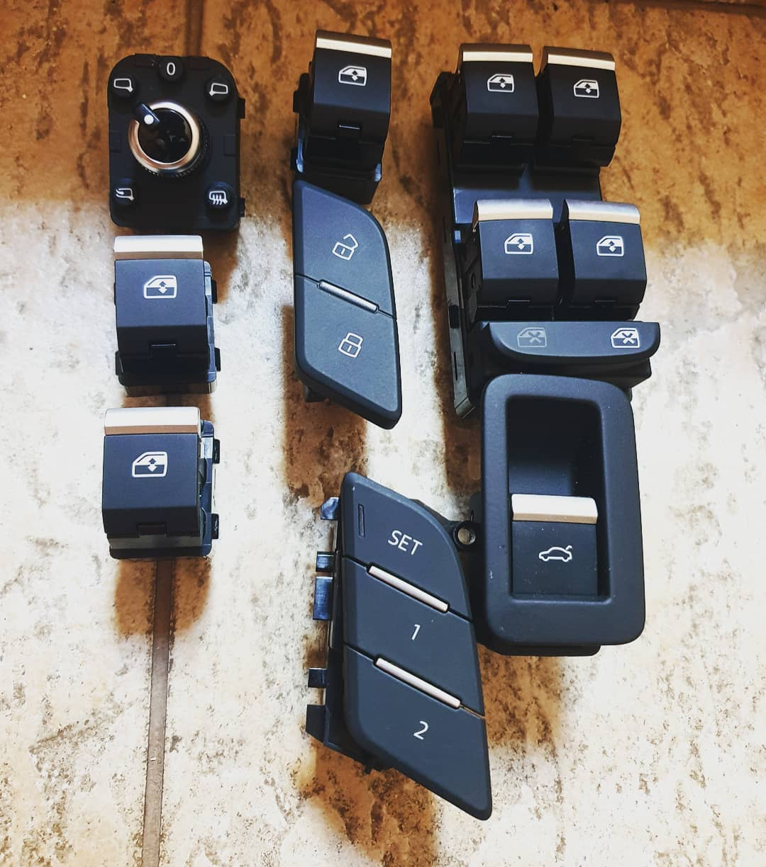 Set comenzi Audi A4 B9