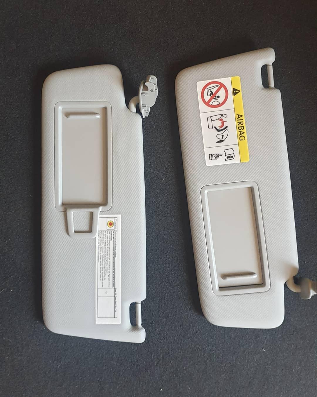 Parasoalare Audi Q2
