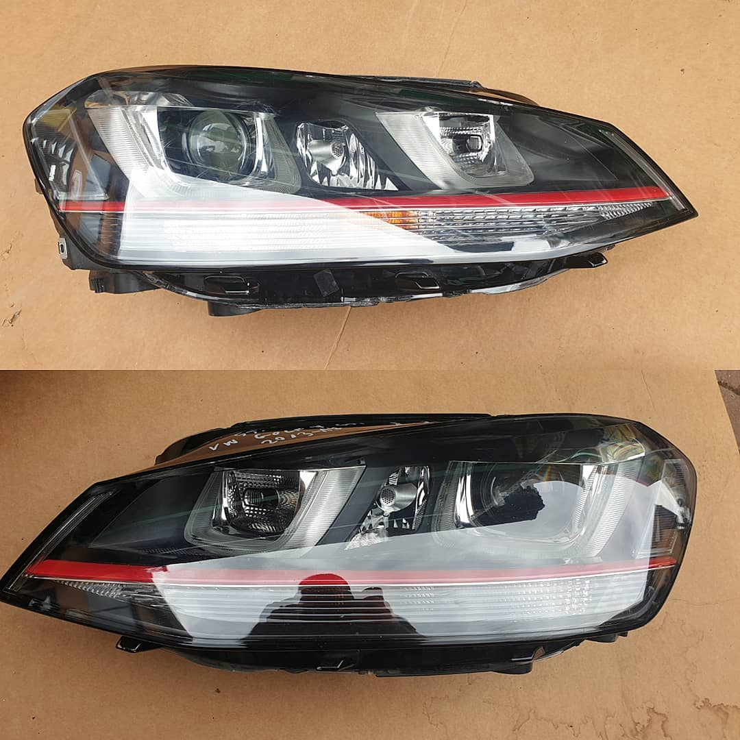 Faruri led+xenon VW Golf Vll GTI 2013/2017