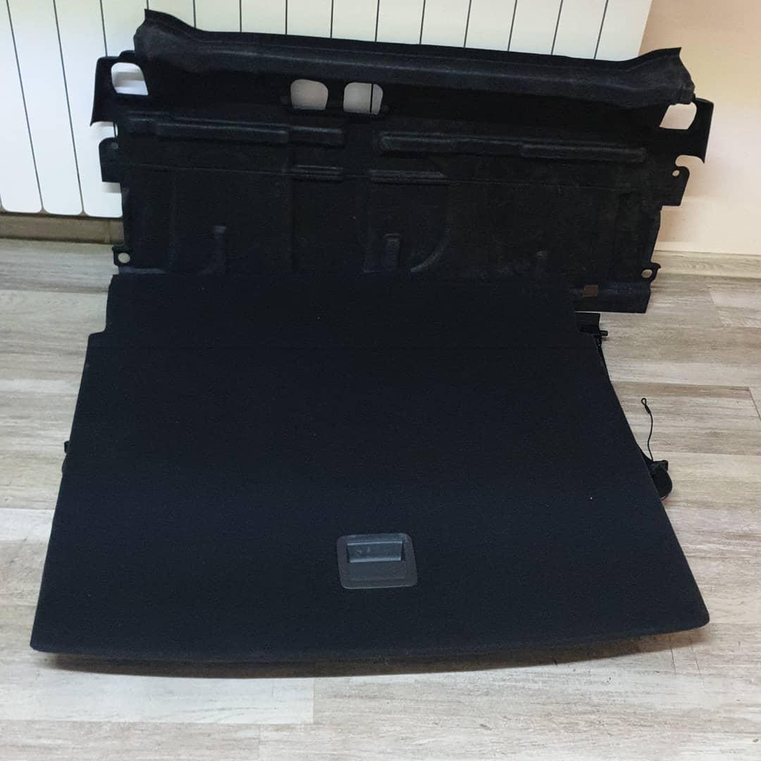 Interior portbagaj Audi Q3