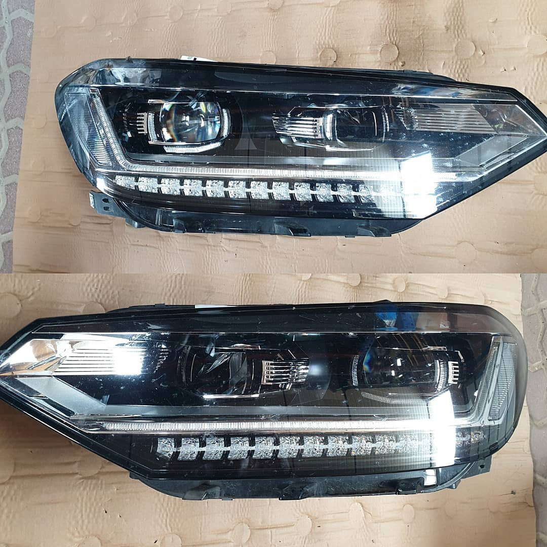 Faruri ful led VW Touran ll 2018