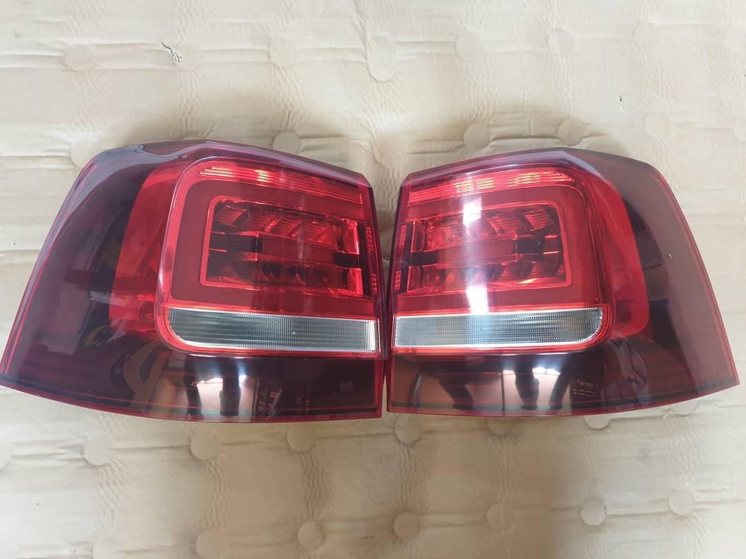 Triple VW SHARAN 2016