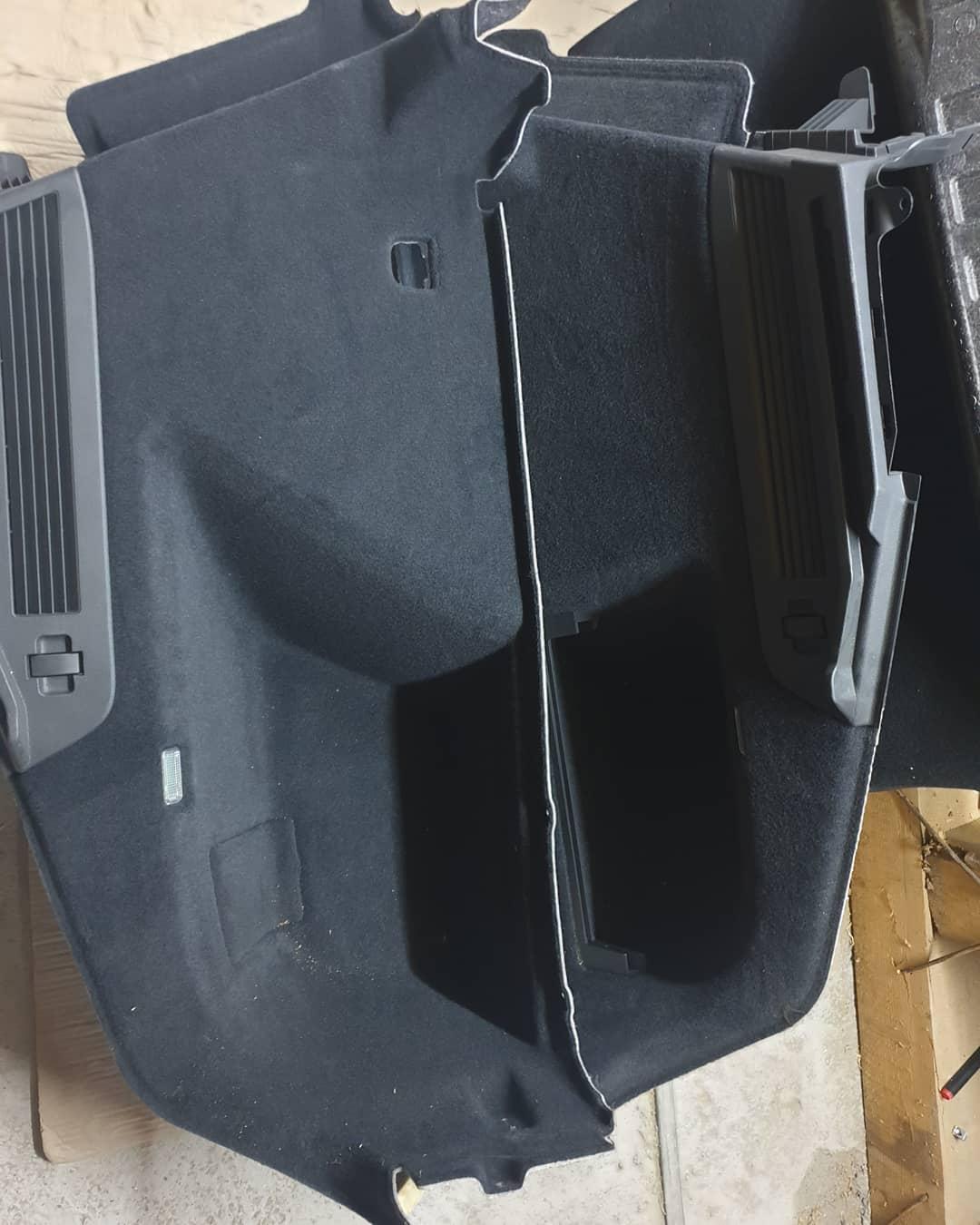 Interior portbagaj VW ARTEON