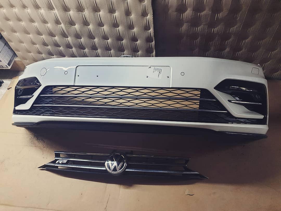 Bara fata completa VW Touran R-line 2018