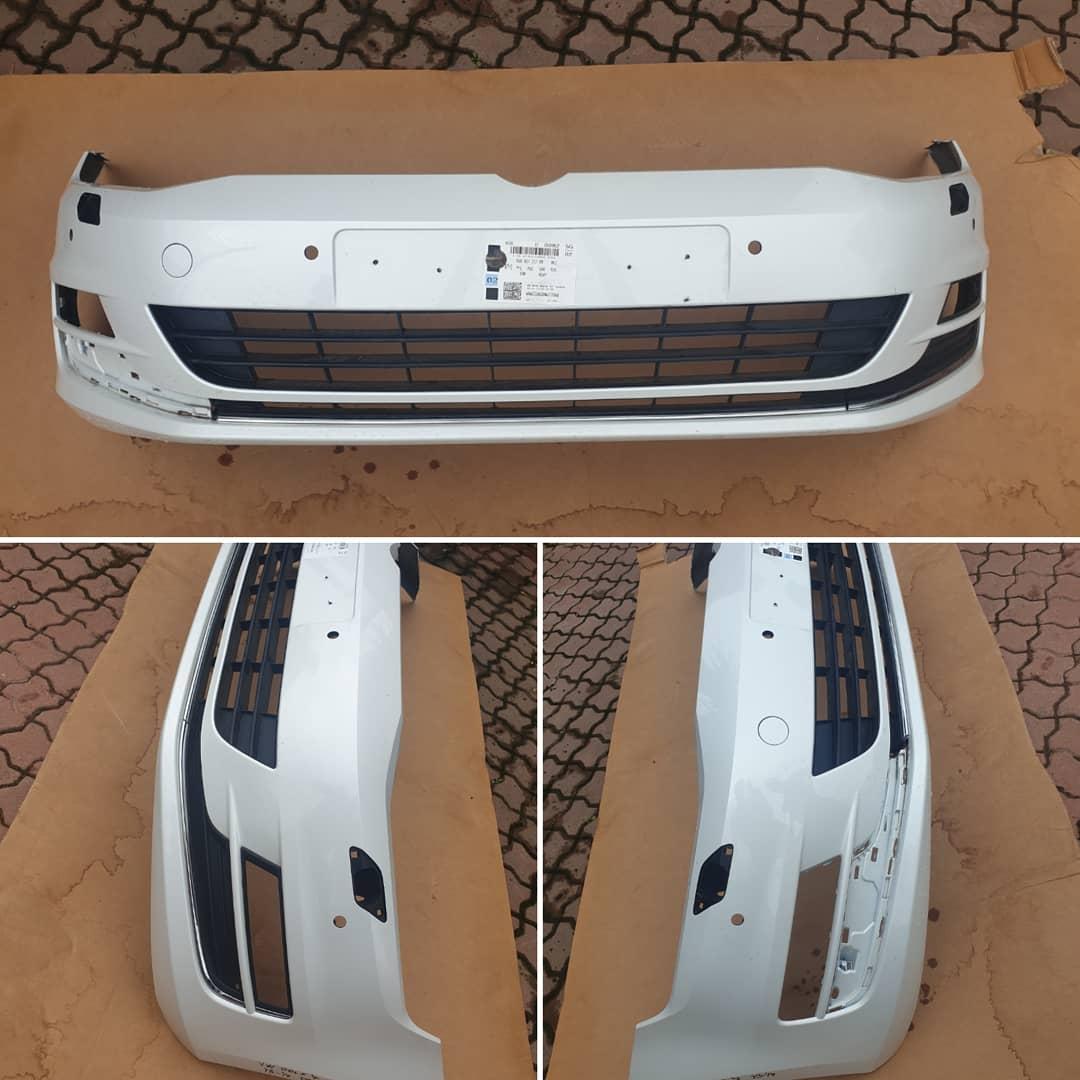 Bara fata VW GOLF 7 2013-2017 4 GAURI SENZORI CU SPALATOARE FAR