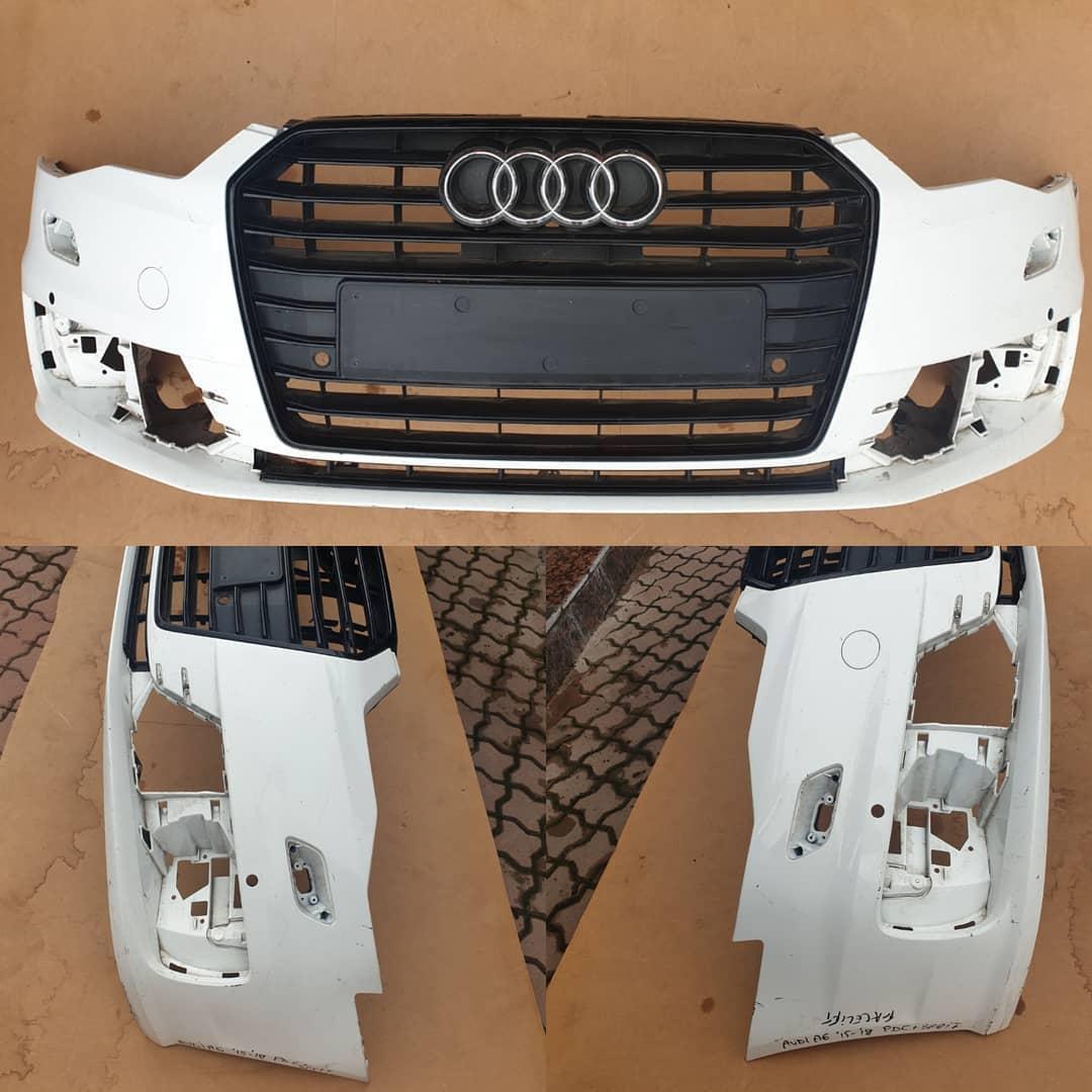 Bara fata Audi 6 C7 4G 2015-2019 Cu spalator far +4 senzori parcare