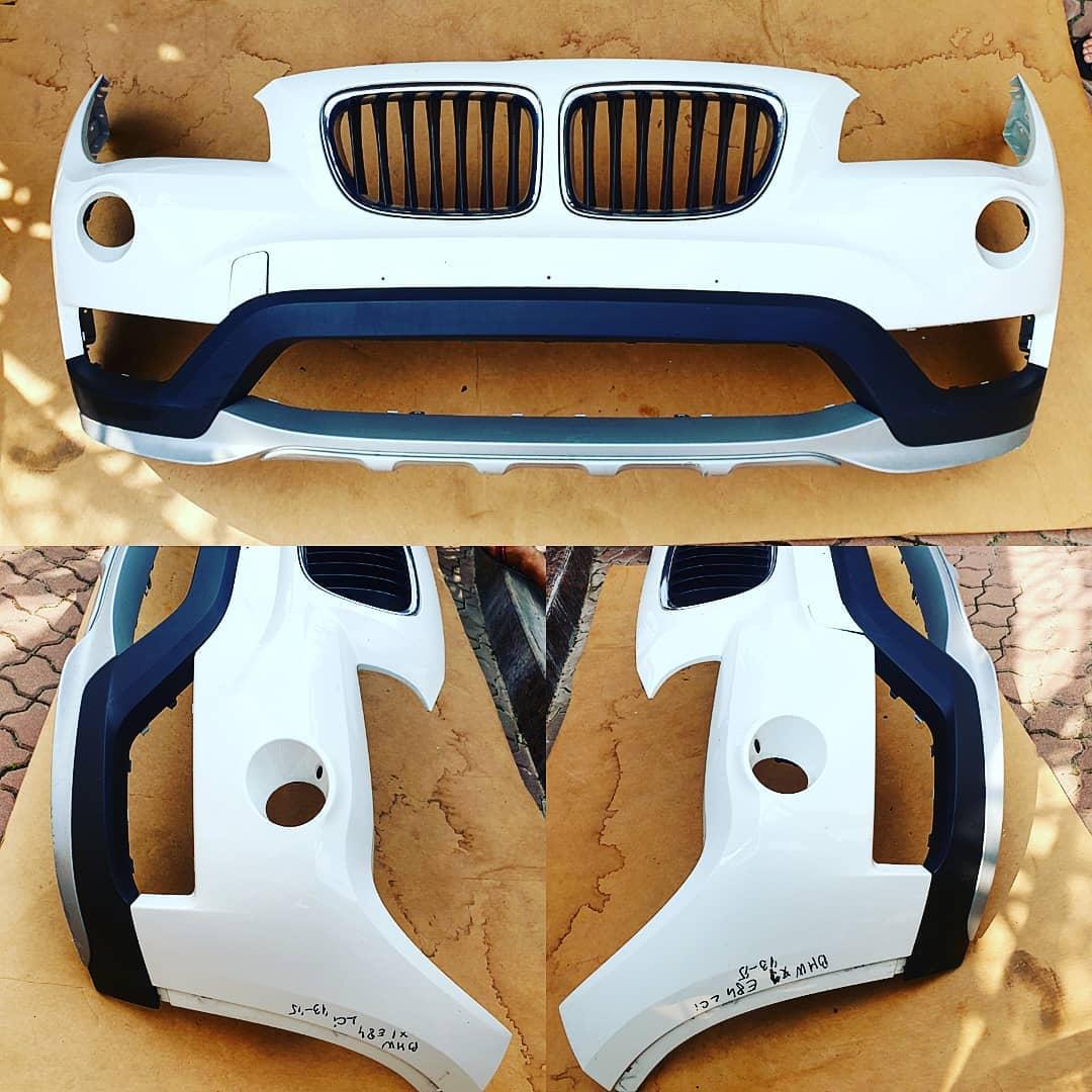 Bara fata BMW X1 E84 LCI 2013/2015 !