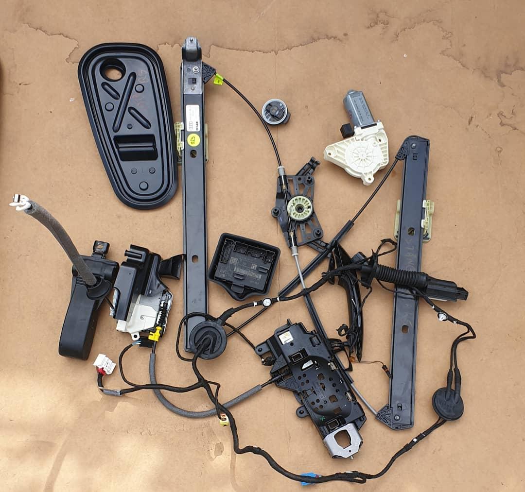 Audi Q5 FY 2019 Balama,maner usa,iala,senzor impact,macara geam,calculator usa,instalație usa