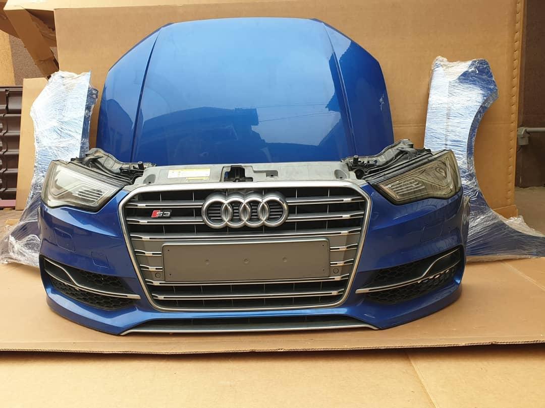 Fata completa Audi S3 8V Berlina 2016 2.0 TFSI