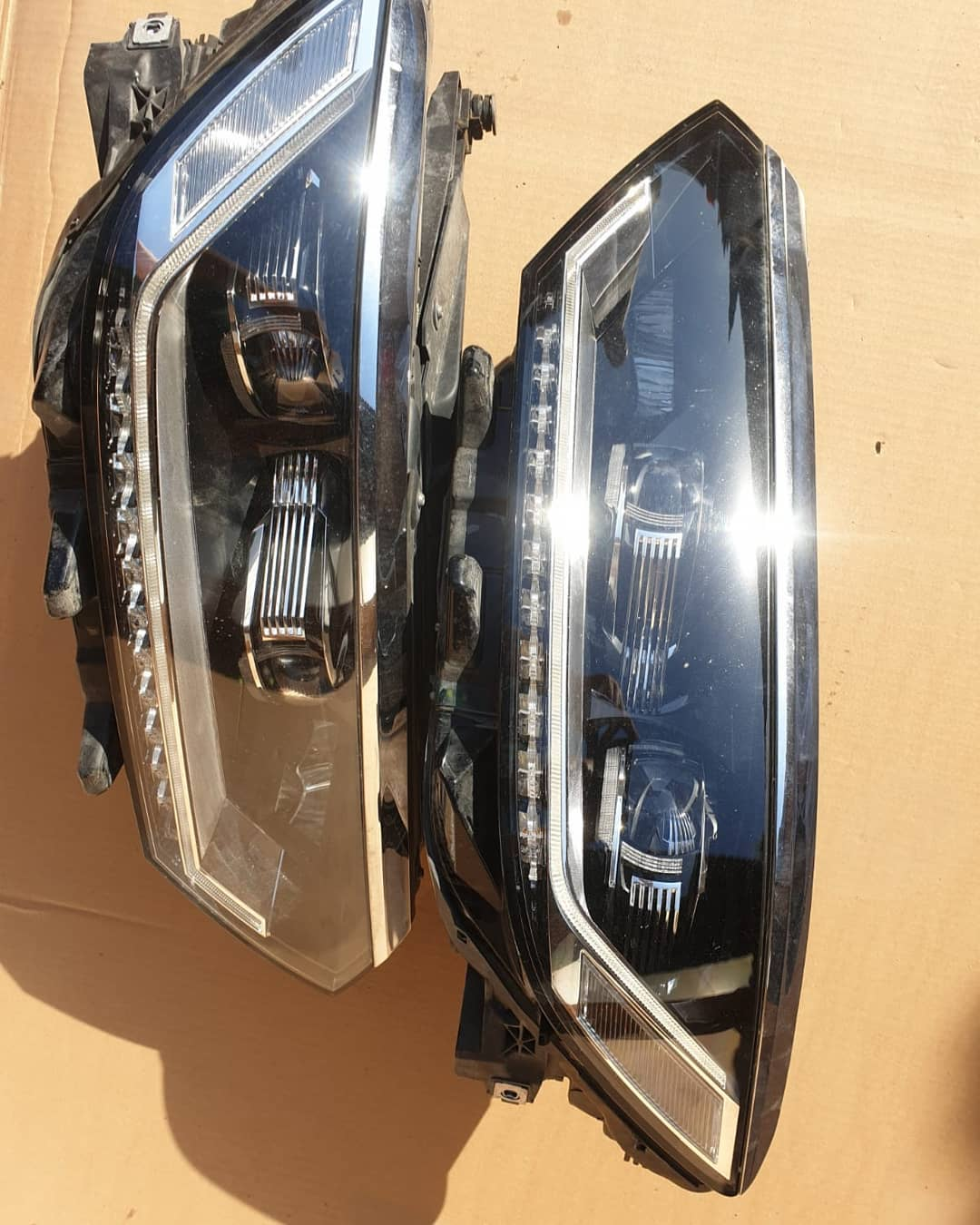Faruri full led PASSAT B8 2018