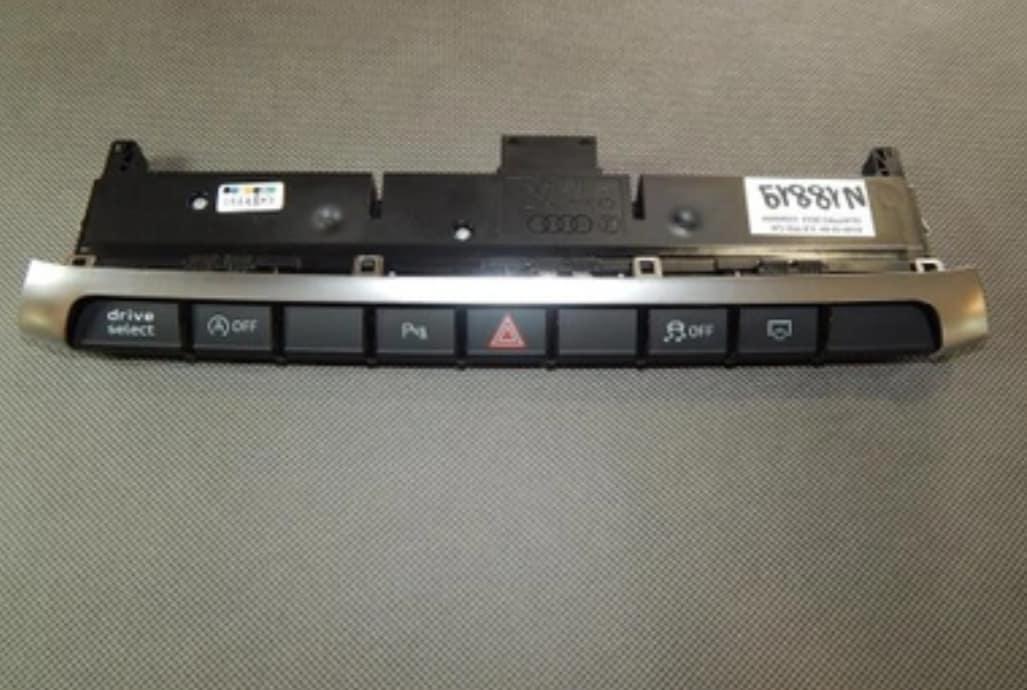 Interfață avarii Audi S3 8V
