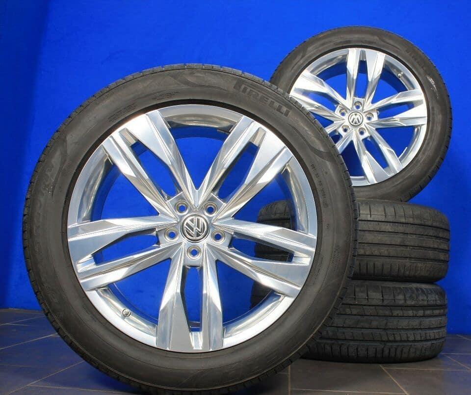 VW Touareg lll X2 Jante aluminiu:9J R20 ET:33