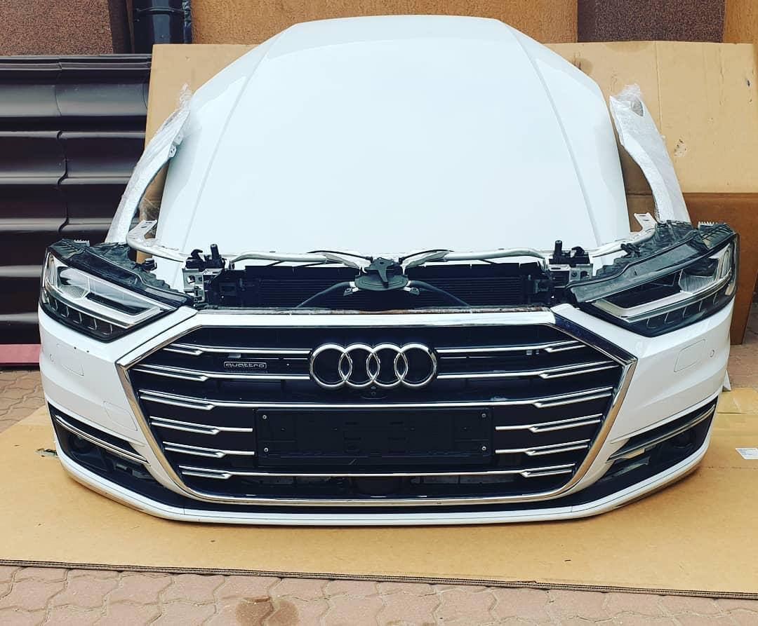 Fata Completa Audi A8 4N 2018 3.0 TDI