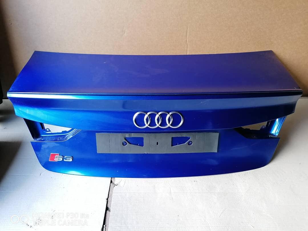 Audi S3 8V 2016 Berlina Hayon gol