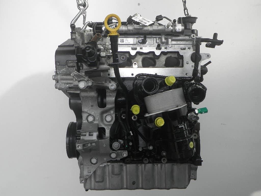 VW Golf Vll Hatchbak 2017 Motor complet 1.6 Tdi