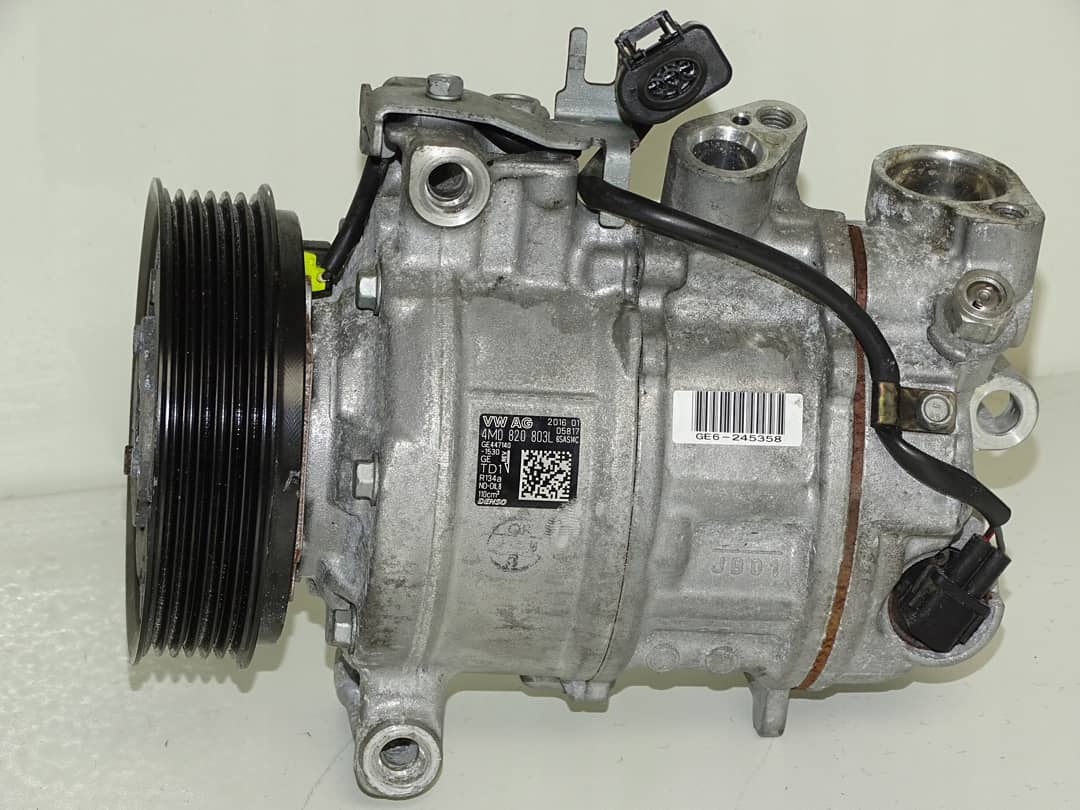 VW Touareg lll Compresor ac