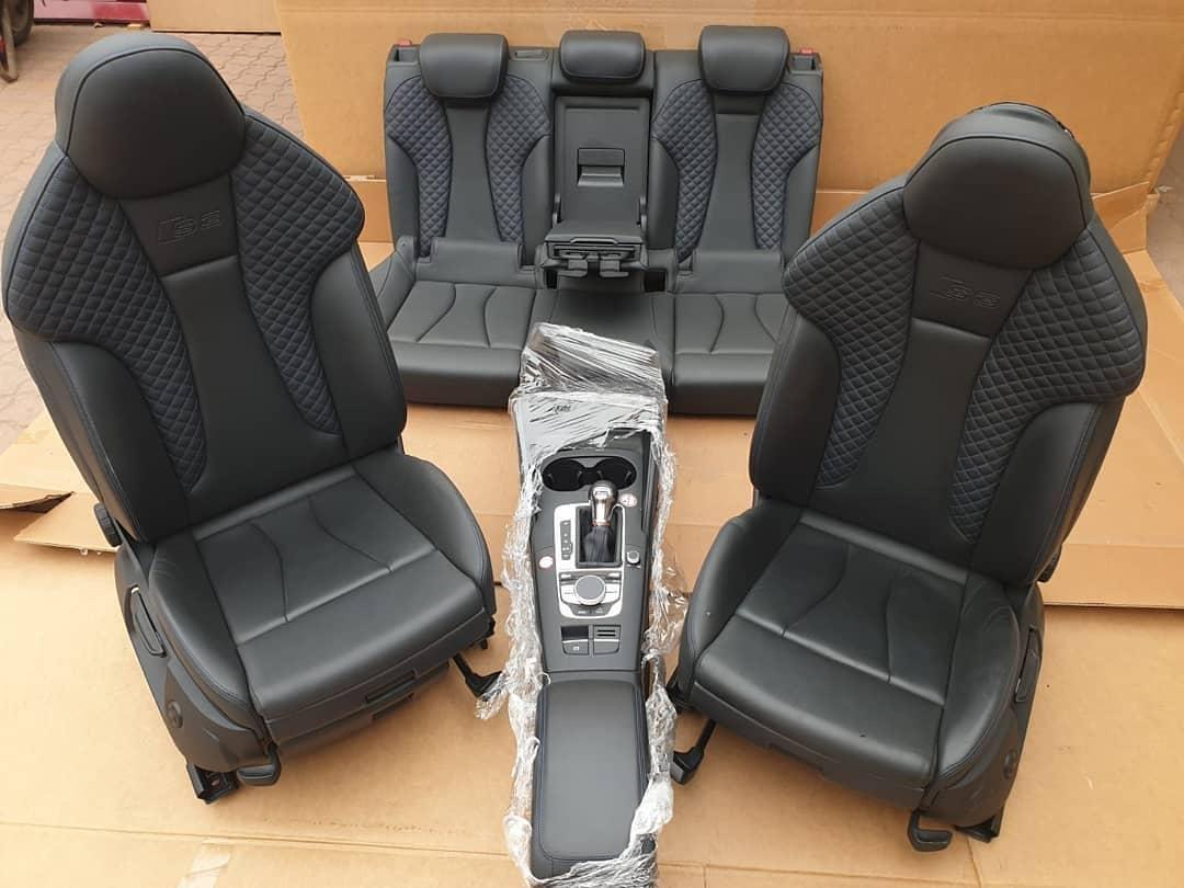 Audi S3 8V 2016 Berlina