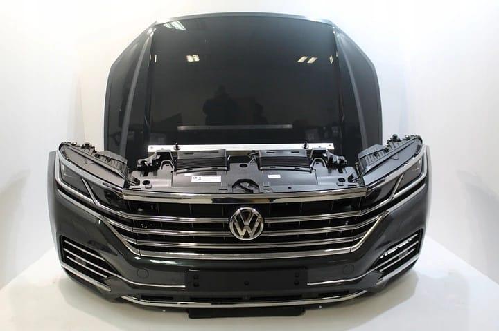 Fata completa VW TOUAREG III 2018 NEGRU 3.0 TSI v6
