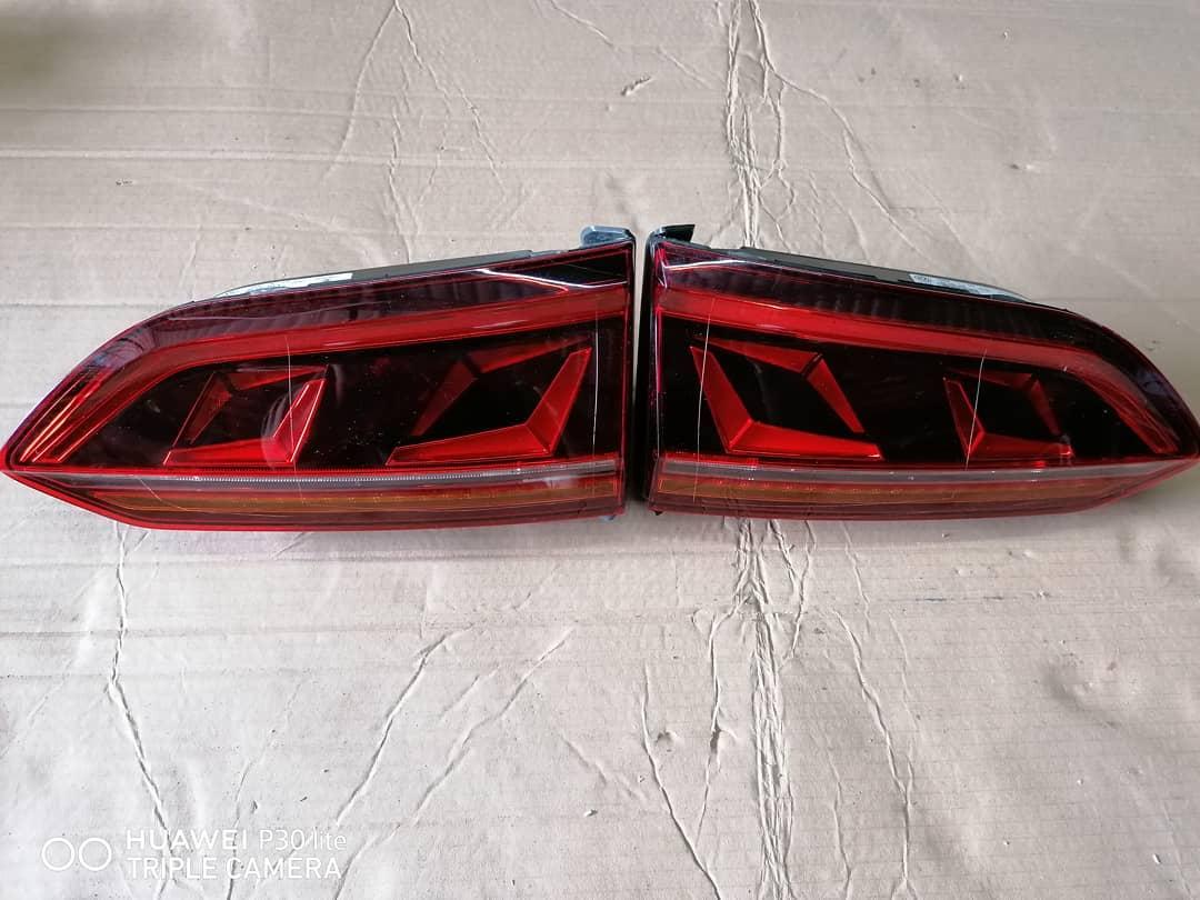 VW Touareg lll Triple hayon led
