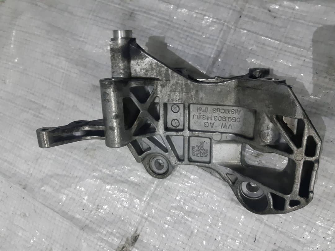 Audi A8 4N 2018 Suporti motor 3.0 Tdi