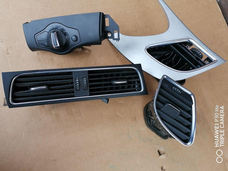 Audi A4 2009-2012 Guri ventilatie+comanda lumini (Auto)