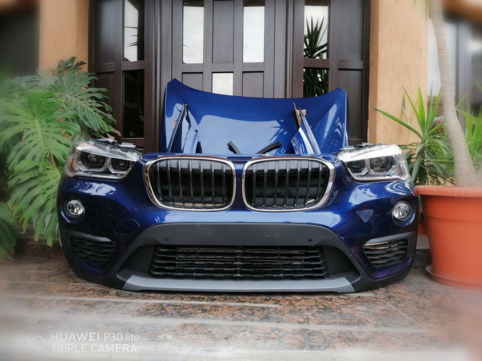 Bot complet BMW X1 F48