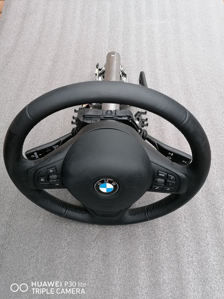 Volan complet +coloana BMW X1 F48