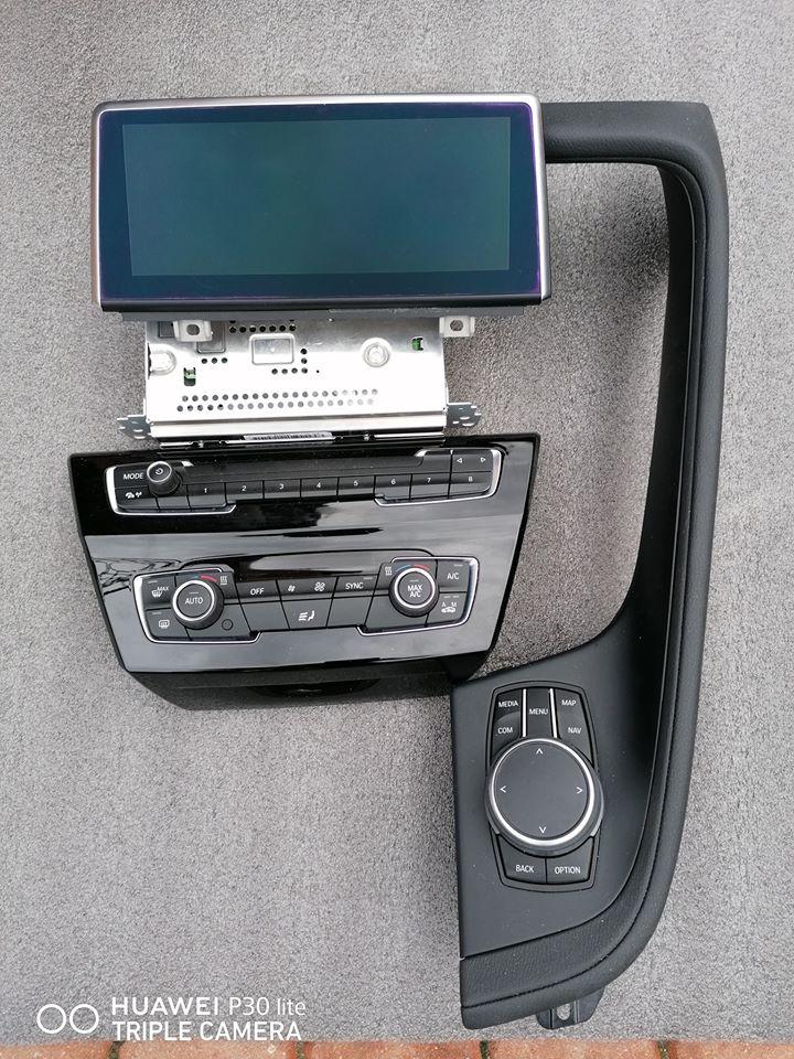 BMW X1 F48 Navigatie+interfata