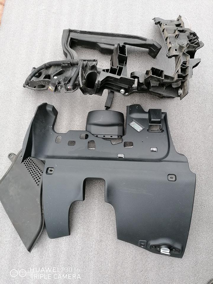 Plastice Audi Q5 8R