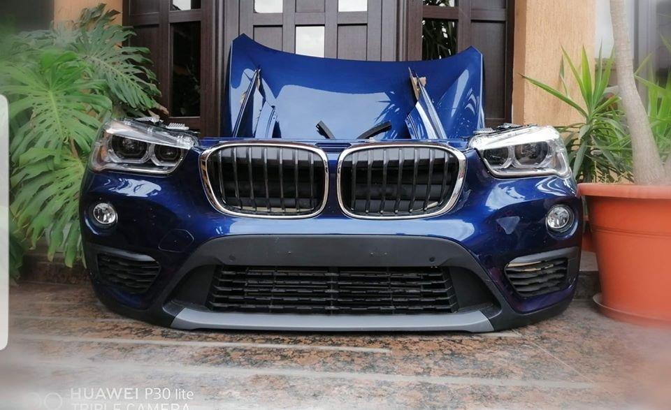 Fata completa BMW X1 2018