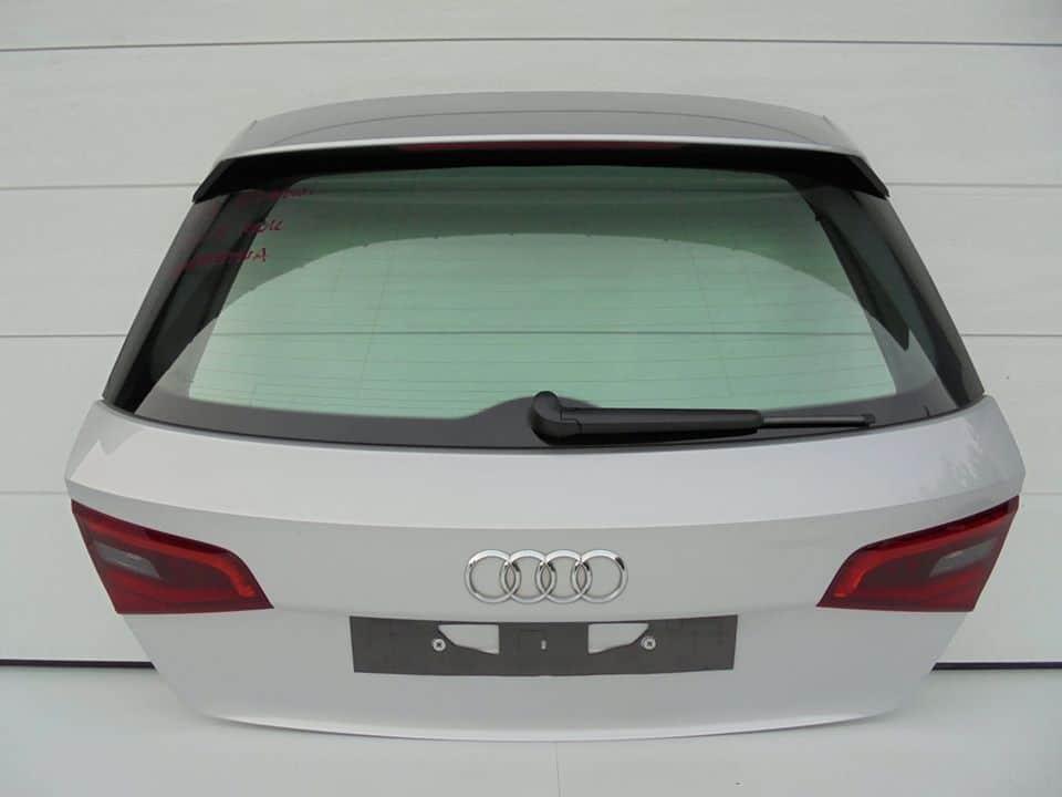 Hayon Audi A3 Coupe Culoare Alb