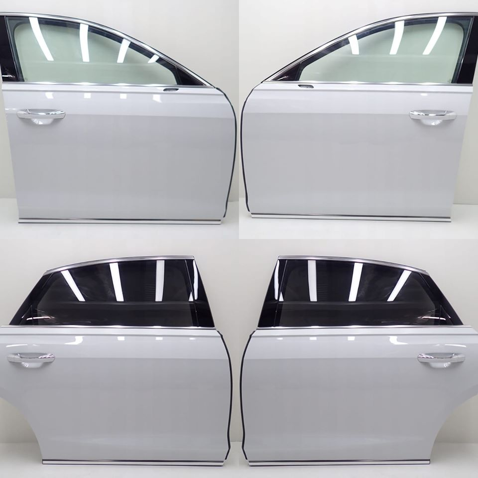 Usi Audi A8 4N 2019